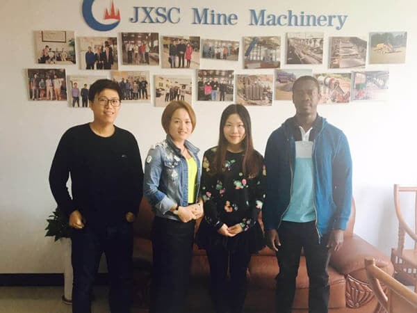 Zambia cobalt ore mine client