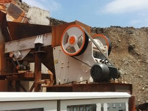 jaw crusher equipment