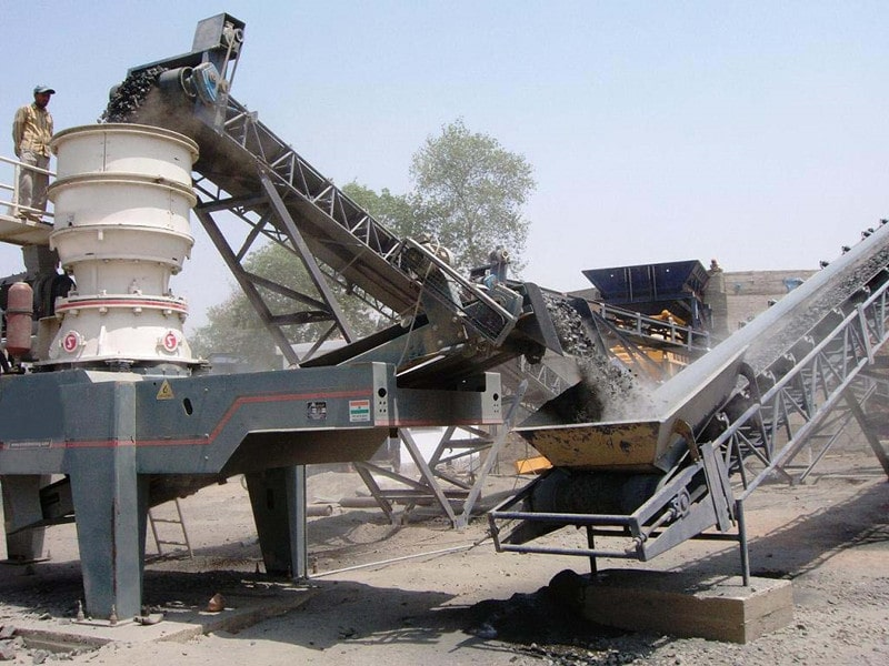 single cylinder hydraulic cone crusher-in-switzerland
