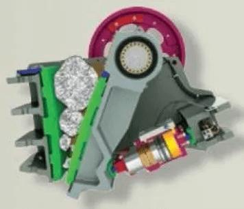jaw crusher machine