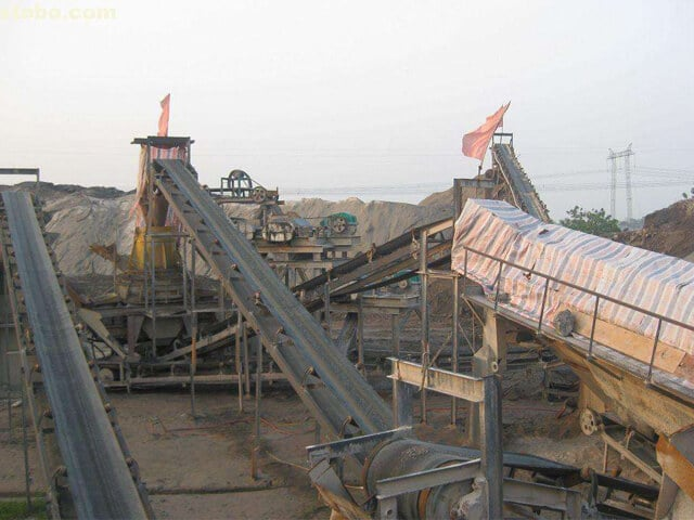 China Sand Making Machine Plant