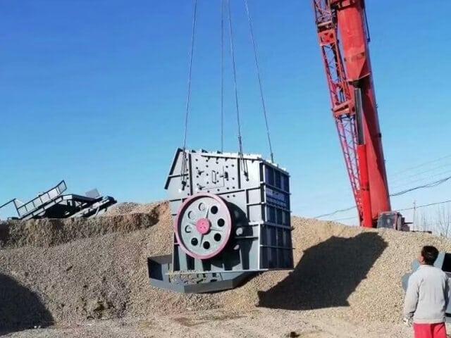 moinho de martelo de duplo rotor