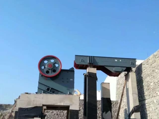 hammer mill equipment in crusher plant