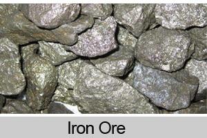 Iron ore plant
