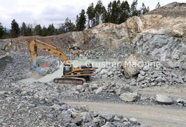 granite crushing plant