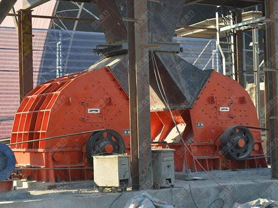 hammer crusher plant notes