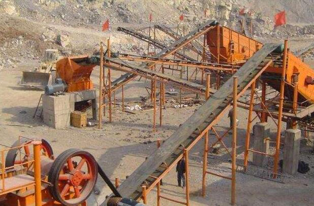 jaw stone crusher plant