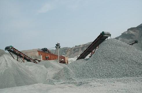 jxsc crushed crusher plant