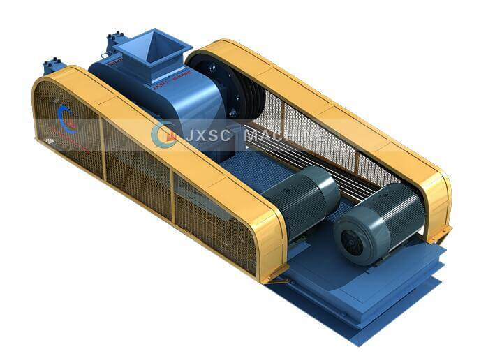 roller crusher machine manufacturers
