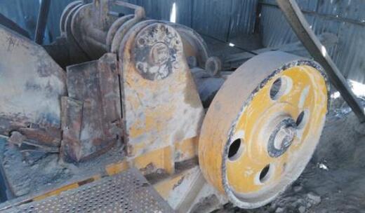 China Used second hand Stone Crushing Machine