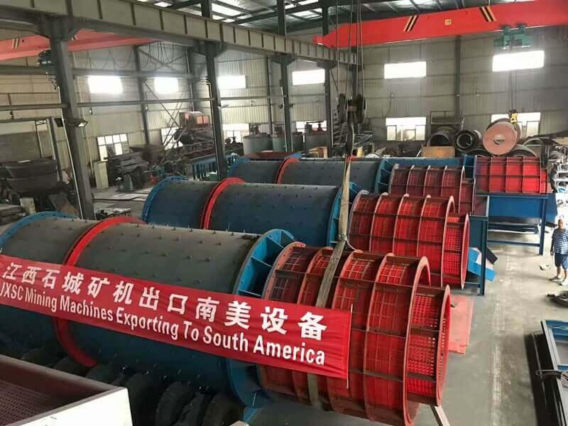 jxsc mining processing equipment for sale