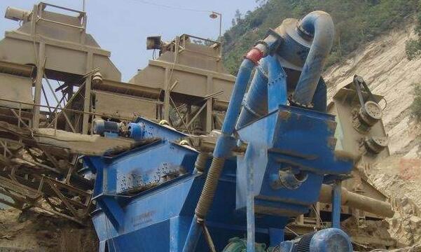 jxsc sand recovery machine