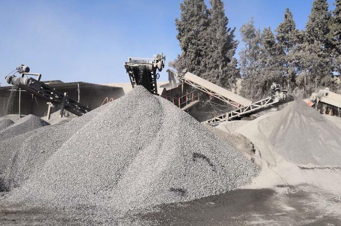 60 tph limestone crushing plant