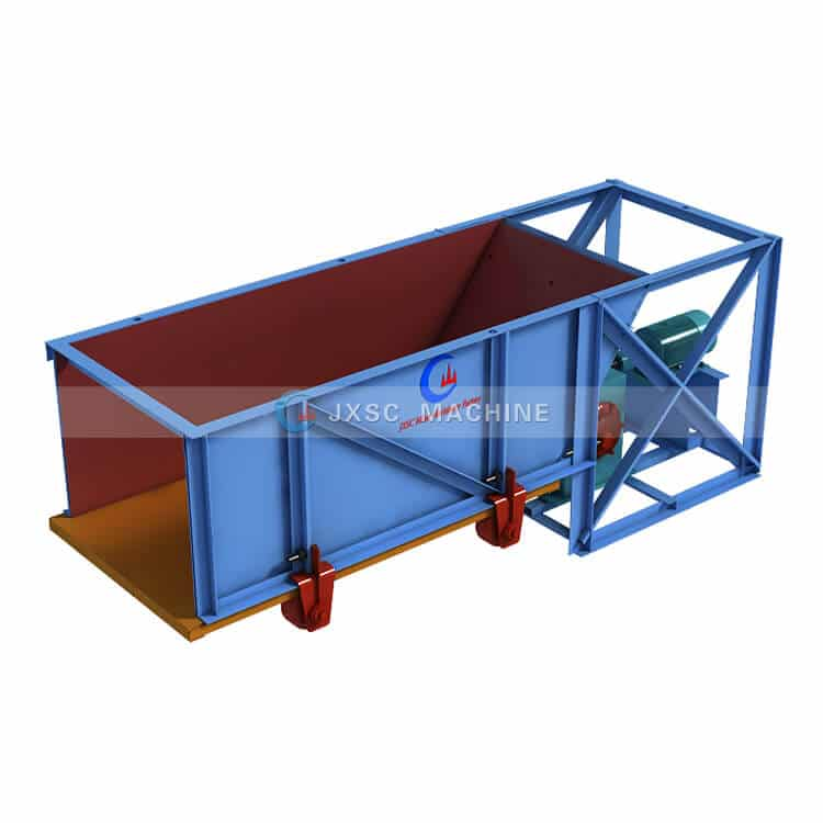jxsc chute feeder for sale