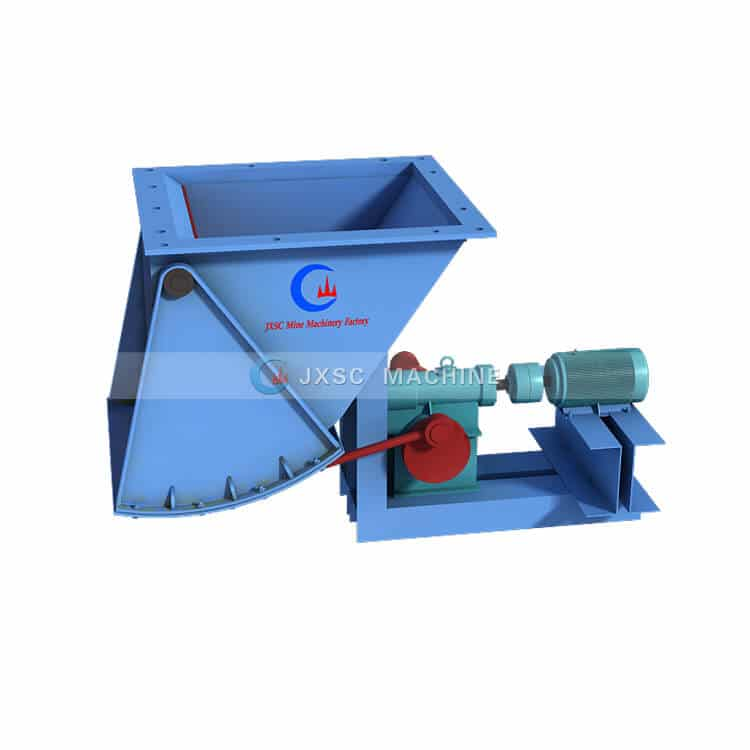 mine swaying feeder machine