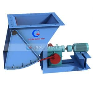mine swaying feeders machine