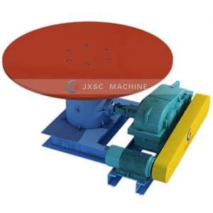 ore disk feeder