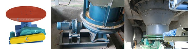 ore mining disk feeder