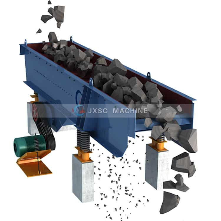 vibrating feeders jxsc