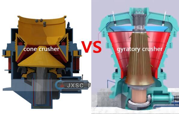 cone & gyratory crusher