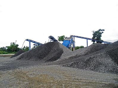 river stone crushing plant uses jaw fine crusher