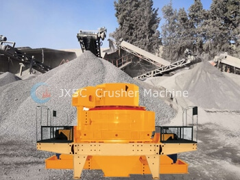 sand making machine plant from jxsc