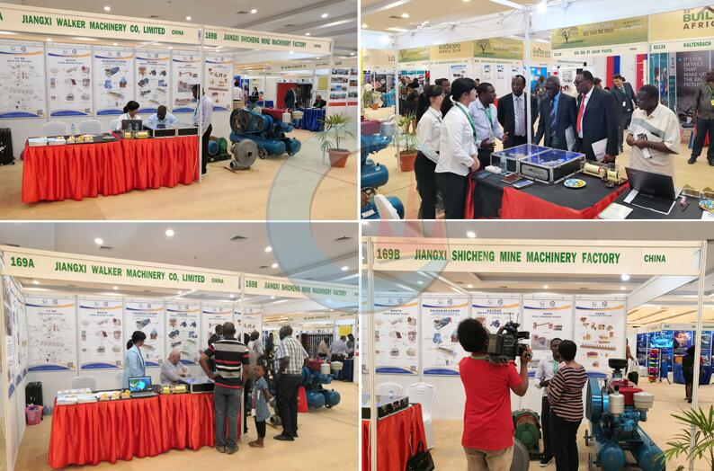 Tanzania mining and quarrying exhibition